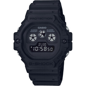 CASIO G-SHOCK DW-5900BB-1ER Zegarek Mężczyźni, black